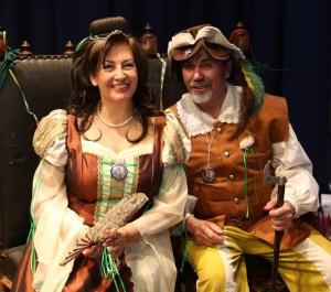 Prinzenpaar Schladminger Fasching 2016/17